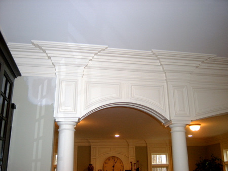 Custom Wood Millwork, Wainscoting, Paneling, Crown Molding - NJ on